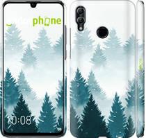 """Чехол на Huawei Honor 10 Lite Акварельные Елки """"4720c-1618-535"""""""