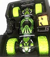 Машинка перевертиш Hyper Climbing Car Champions довжина 37 см Зеленого кольору, фото 3