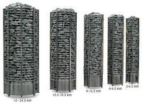 Каменка электрическая для сауны Sawo Tower Heater (башня) TH6-80NS