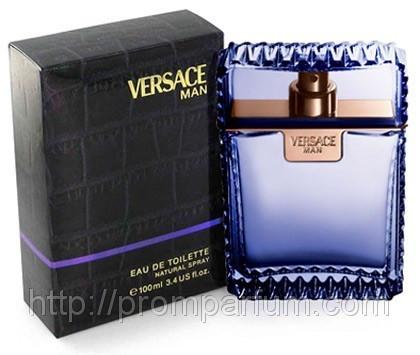 Мужская туалетная вода Versace Man  (реплика)