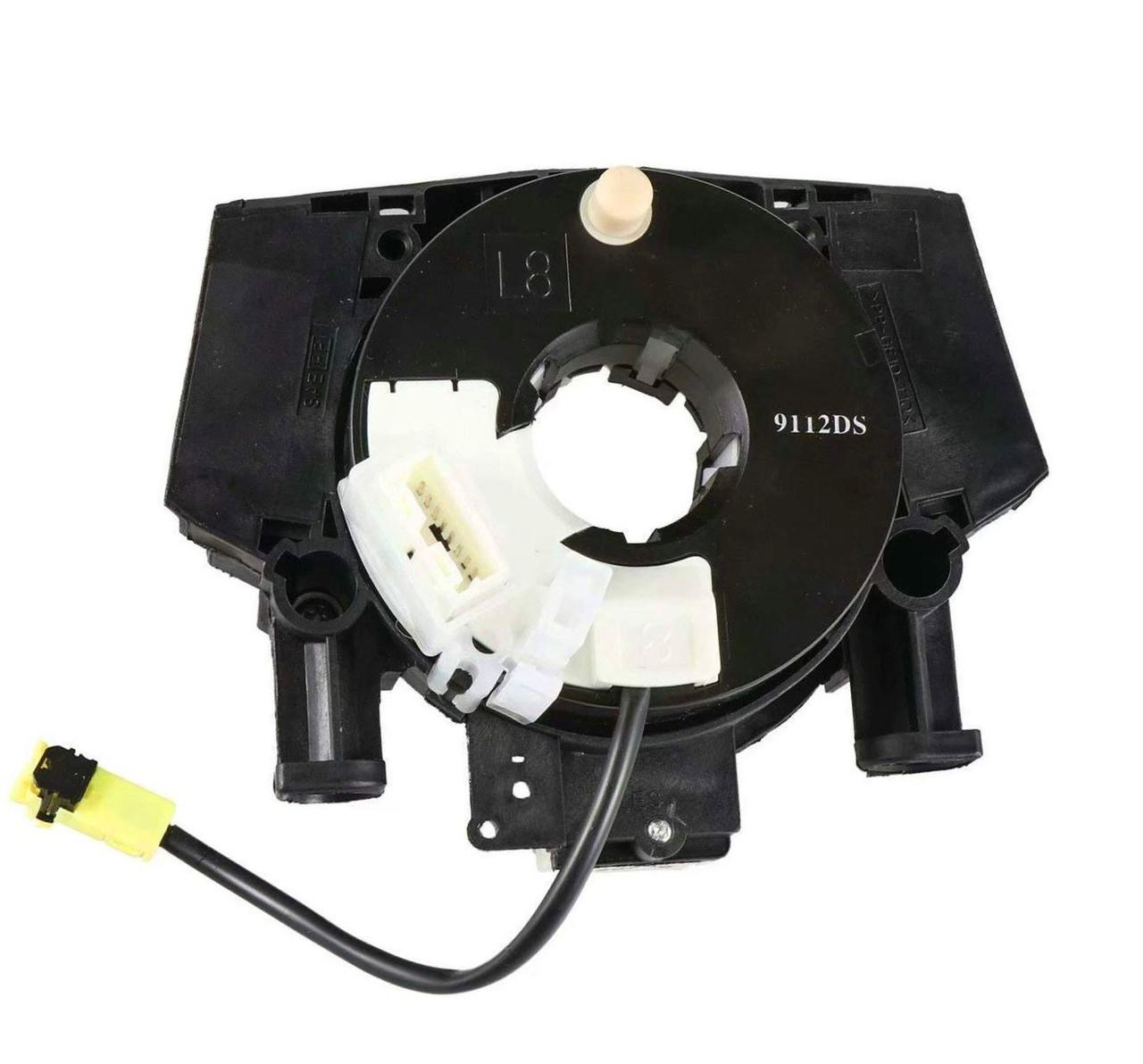 Шлейф подрулевой подушки безопасности Airbag улитка руля Kapaco Nissan Qashqai 1 провод 25560, 25567, B5567