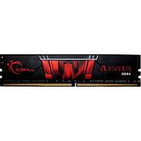 Модуль памяти для компьютера DDR4 16GB 2400 MHz Gaming Series - Aegis G.Skill (F4-2400C15S-16GIS)