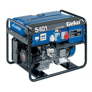 ⚡Geko 5401 ED-AA HEBA BLC (4 кВт)
