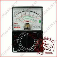Мультиметр стрелочный YX-960TR, тестер стрелочный, вольтметр, амперметр