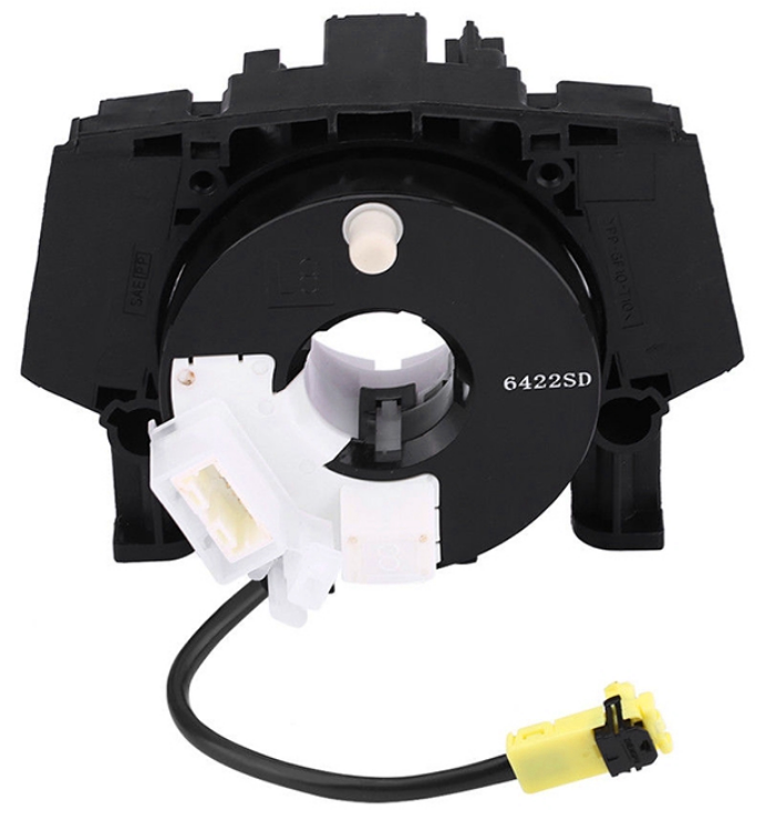 Шлейф подрулевой подушки безопасности Airbag улитка руля Kapaco Nissan Tiida 1 провод 25560, 25567, B5567