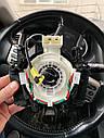 Шлейф подрулевой подушки безопасности Airbag улитка руля Kapaco Nissan Tiida 1 провод 25560, 25567, B5567, фото 3