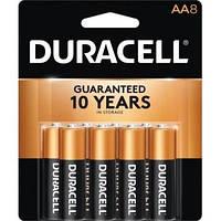 Батарейки Duracell AA  8 шт, фото 1
