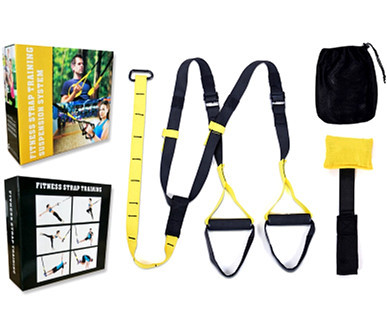 Тренировочные петли подвесные фитнес тренажер  Fitness Strap Training