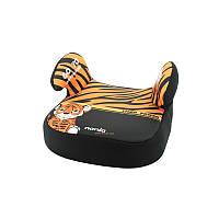 Детское автокресло бустер Nania Dream animals тигр