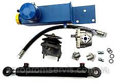 Набір приводу НШ-10 пристосування гідравліки навішування для міні-трактора, фото 2
