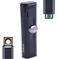 USB зажигалка Jobon (Спираль накаливания) №XT-4969 Black