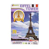 """Пазлы 3Д """"Эйфелева башня"""", 33 см"""