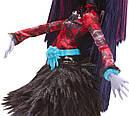 Кукла Monster High Джейн Булитл (Jane Boolittle) из серии Gloom and Bloom Монстр Хай, фото 4