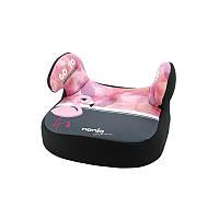 Детское автокресло бустер Nania Dream animals flamingo