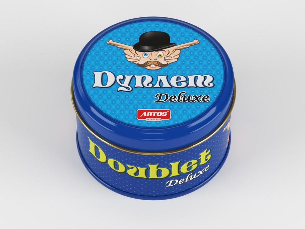 """Настольная игра """"Дуплет Deluxe"""" 1038"""
