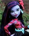 Кукла Monster High Джейн Булитл (Jane Boolittle) из серии Gloom and Bloom Монстр Хай, фото 5