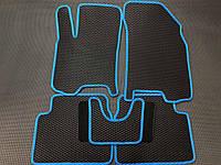 Автомобильные коврики EVA на CHEVROLET AVEO, фото 1