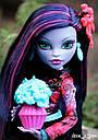 Кукла Monster High Джейн Булитл (Jane Boolittle) из серии Gloom and Bloom Монстр Хай, фото 9