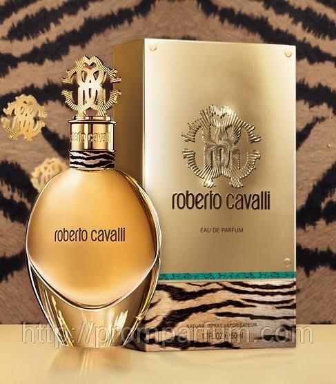 Женская парфюмированная вода Roberto Cavalli Eau de Parfum (реплика)