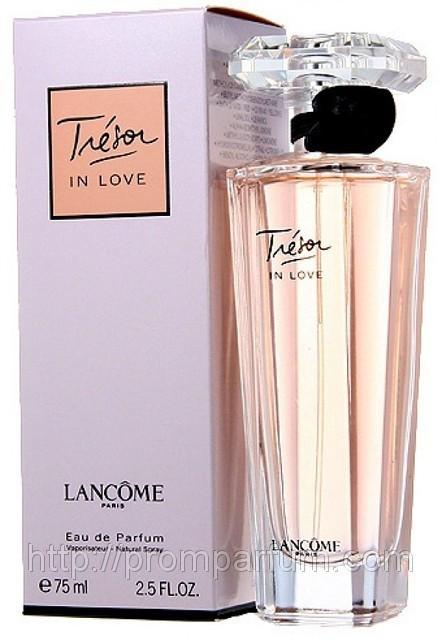 Женская парфюмированная вода Tresor In Love Lancome (реплика)