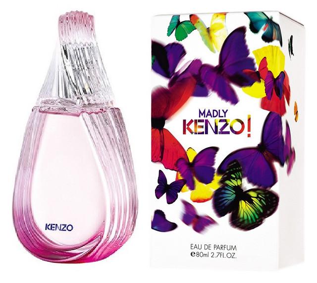 Женская парфюмированная вода Madly Kenzo (реплика)