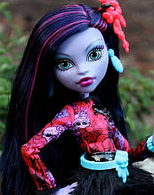 Кукла Monster High Джейн Булитл (Jane Boolittle) Мрак и Цветение Монстер Хай Школа монстров
