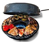 Сковорода гриль-газ Edenberg EB-3410 - 33 см