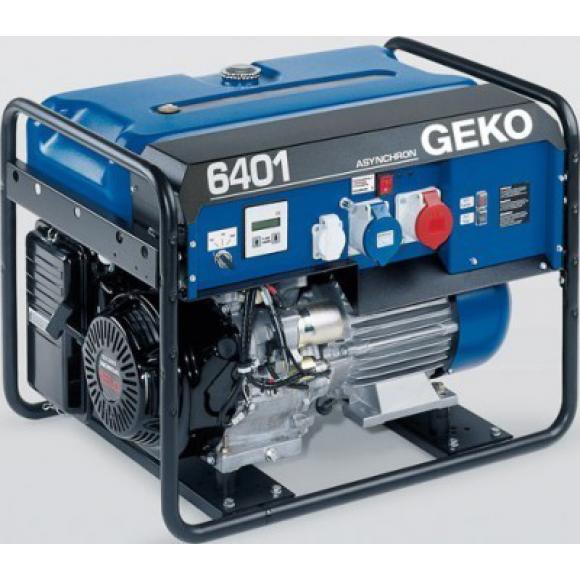 ⚡Geko 6401 ED-AA HEBA (6,1 кВт)