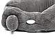 Cогревающая подушка-шарф Fox, фото 8