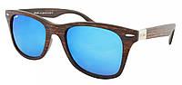 Стильные солнцезащитные очки Beach Force Wayfarer BF520K 52-20-147 чехол