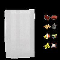 Бумажный пакет без ручек белый 270х160х60мм (ВхШхГ) 40г/м² 100шт (1202)