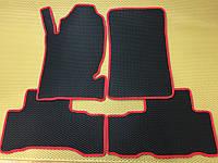 Автомобильные коврики EVA на Ssang Yong Rexton (2006-2012)