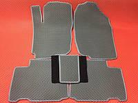 Автомобильные коврики EVA на TOYOTA RAV 4 (2005-2012), фото 1