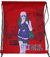 Сумка для обуви City Girl fashion микс 423