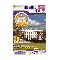 "Пазлы 3Д ""Белый дом"", 8,5 см, фото 1"