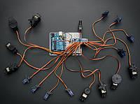 Adafruit 16-Channel 12-bit PWM/Servo Driver - I2C interface - PCA9685, фото 1