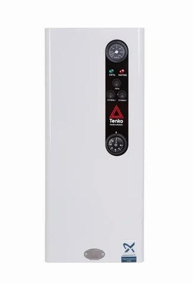 Котел электрический Tenko стандарт 3 кВт 220В с насосом, группой безопасности и 2-хступенчатой защитой