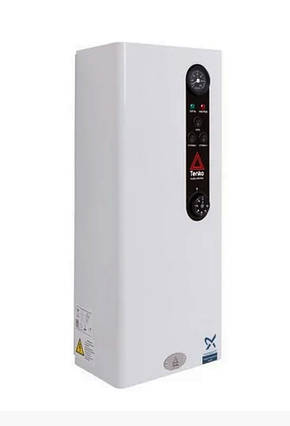 Котел электрический Tenko стандарт 3 кВт 220В с насосом, группой безопасности и 2-хступенчатой защитой, фото 2