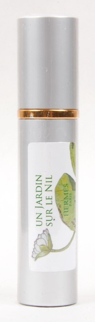 Мини-парфюм в атомайзере 15 мл Женская туалетная вода Hermes Un Jardin Sur Le Nil(тонизирующий аромат) SML /82