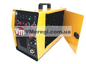 Сварочный полуавтомат инверторный Kaiser MIG-265 2в1, фото 3