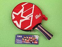 Ракетка для настольного тенниса DHS 1 Star