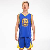 Форма баскетбольная подростковая NBA GOLDEN STATE WARRIORS 7354