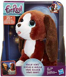 Интерактивная собачка щенок Счастливый Рыжик FurReal Friends Howlin' Howie Interactive Plush