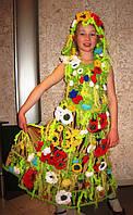 Платье Лето, Весна , Цветочная Поляна, Лесная  Мавка. Прокат 250грн.