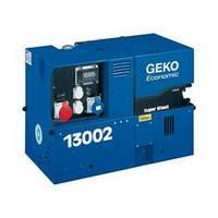 Трехфазный бензиновый генератор Geko 13002 E-S/SEBA SS (11,7 кВт)