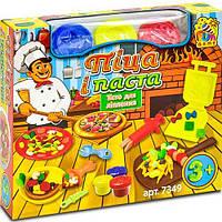 """Тесто для лепки """"FUN GAME"""" 7349 """"Піца і паста"""""""