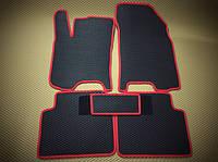 Автомобильные коврики EVA на CHEVROLET AVEO T250 (2005-2011)