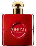 Женская парфюмированная вода Opium Rouge Fatal Yves Saint Laurent 90мл  (реплика)