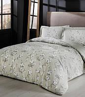 Семейный комплект постельного белья TAC сатин Lennie V04