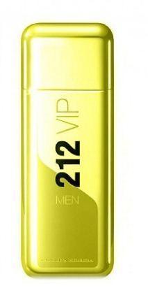 Мужская  туалетная вода Carolina Herrera 212 VIP Men Gold (реплика)
